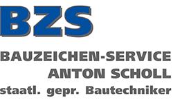 BZS Scholl, Bauzeichen Service,  Bad Hindelang